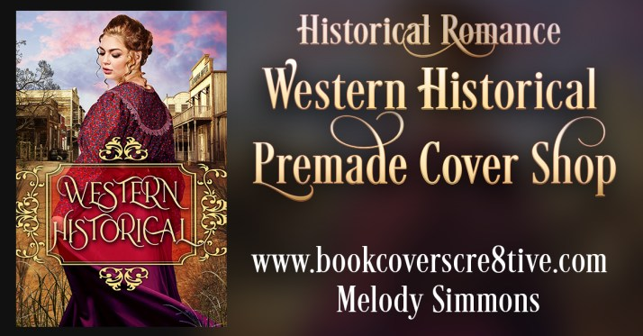 Western Historical Premade Cover Shop