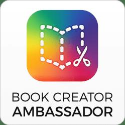 Book Creator Ambassador badge