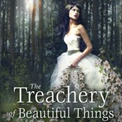 Book Cover of the Month: The Treachery of Beautiful Things
