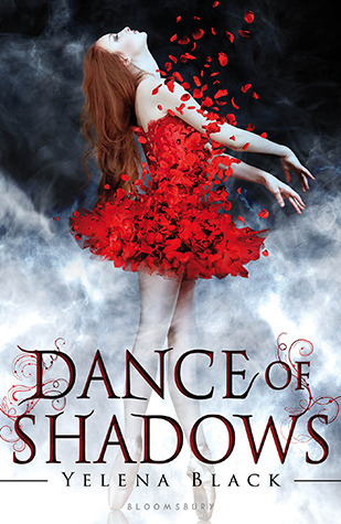 Cover Crush: Dance of Shadows by Yelena Black