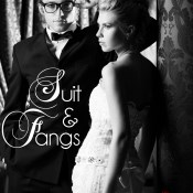 Cover Reveal: Suit & Fangs by Marian Tee