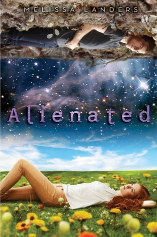 Book On Our Radar/Cover Crush: Alienated (Alienated #1) by Melissa Landers