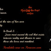 Release Day Blitz: Ascending the Veil (Piercing the Fold #3) by Venessa Kimball
