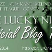 Blog Tour, Review and Giveaway: One Lucky Night