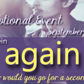New Release Blitz & Giveaway: Again by Lisa Burstein