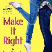 New Release, Review & Giveaway: Make It Right by Megan Erickson