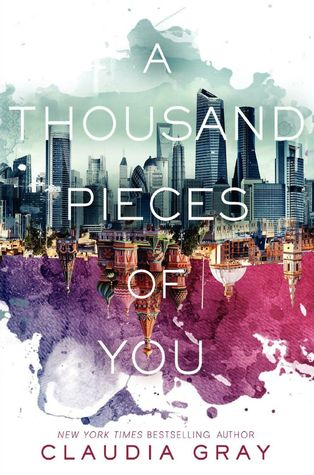 Books on our Radar: A Thousand Pieces of You by Claudia Gray