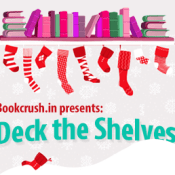 BookCrushin's Deck The Shelves Giveaway – Our Favorite Reads of 2014