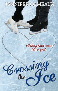 crossing the ice