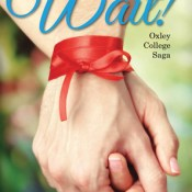 Review: Shh! & Wait! (Oxley Campus Series) by Stacey Nash