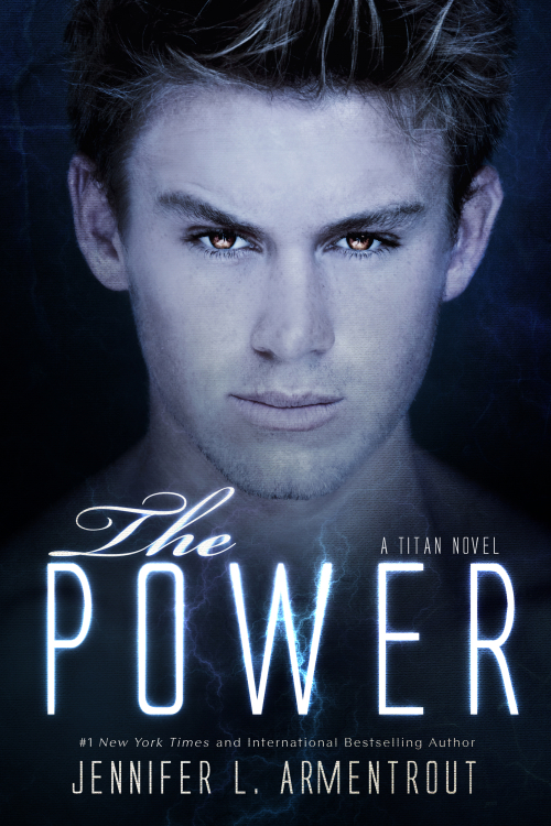 Cover Reveal: The Power by Jennifer L. Armentrout