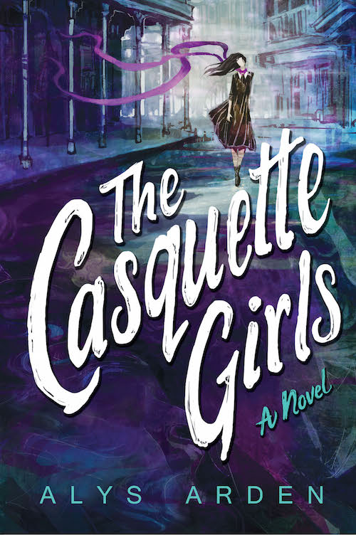 Blog Tour, Review & Giveaway: The Casquette Girls by Alys Arden