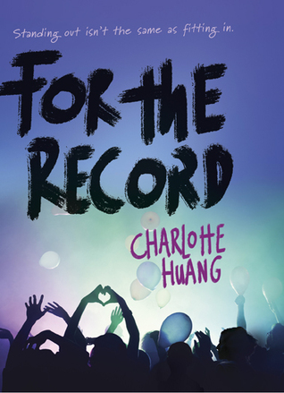 Books On Our Radar: For the Record by Charlotte Huang