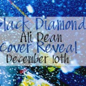 Cover Reveal: Black Diamond by Ali Dean