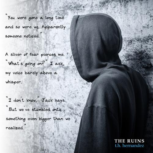 The Ruins - Teaser 1