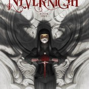 Cover Crush: Nevernight by Jay Kristoff