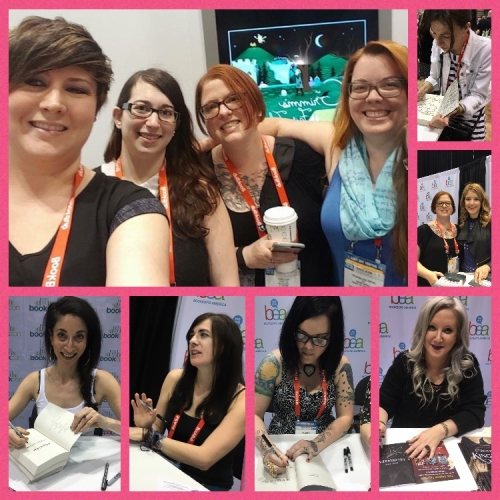 BEA 2016 collage