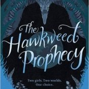 Cover Crush: The Hawkweed Prophecy by Irena Brignull