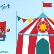 Feature & Giveaway: Entangled Summer Carnival – Embrace Dunk Tank