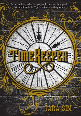 Audiobook Blog Tour, Review & Giveaway: Timekeeper by Tara Sim