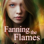 Cover Reveal: Fanning the Flames by Chris Cannon