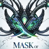 Cover Crush: Mask of Shadows by Linsey Miller