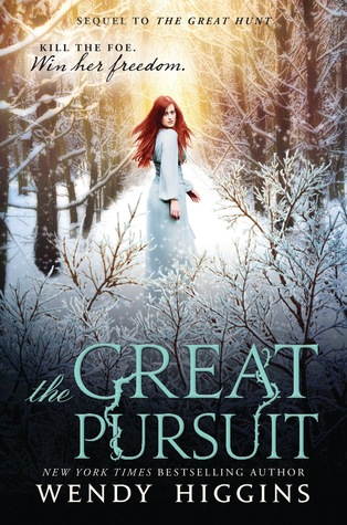 Release Day Blitz & Giveaway: The Great Pursuit by Wendy Higgins