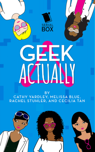 Review: Geek Actually Episodes 1.1 & 1.2