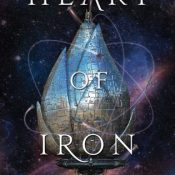 Cover Crush: Heart of Iron by Ashley Poston