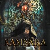 Cover Crush: The Last Namsara by Kristen Ciccarelli