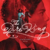 Blog Tour, Review, Character Crush & Giveaway: The Dire King (Jackaby #4) by William Ritter