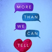 Books On Our Radar: More Than We Can Tell by Brigid Kemmerer