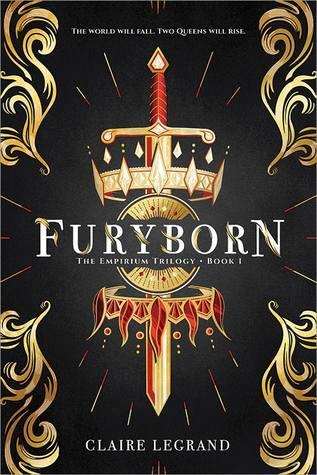 ARC Review: Furyborn (Empirium #1) by Claire Legrand