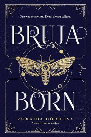 Books On Our Radar: Bruja Born (Brooklyn Brujas #2) by Zoraida Córdova