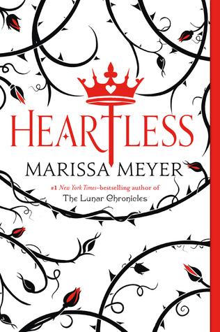 Book Rewind · Review: Heartless by Marissa Meyer
