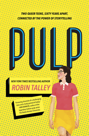Cover Crush: Pulp by Robin Talley