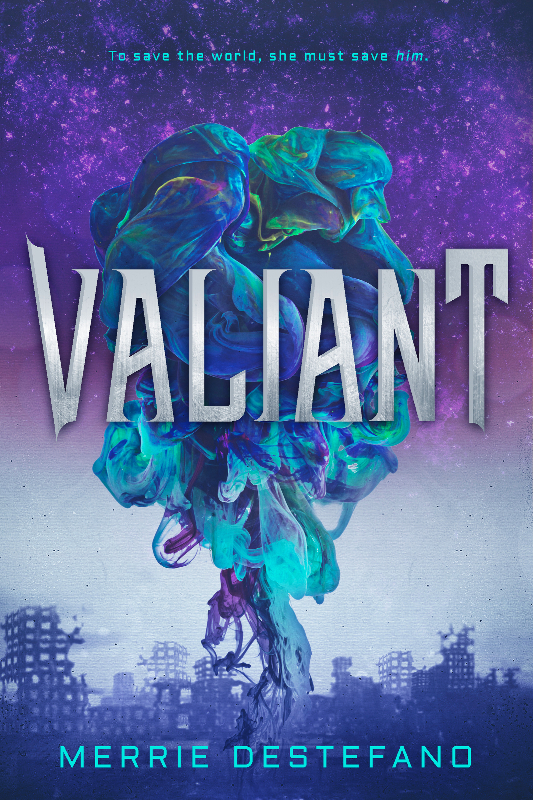 Cover Reveal & Interview: Valiant by Merrie Destefano