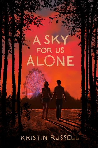 Cover Crush: A Sky for Us Alone by Kristin Russell