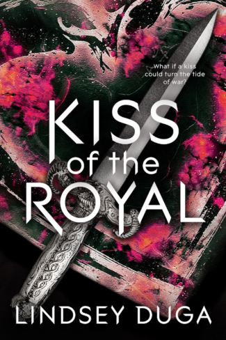 Blog Tour, Feature & Giveaway: Kiss of the Royal by Lindsey Duga