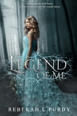 Blog Tour & Giveaway: Legend of Me by Rebekah L. Purdy