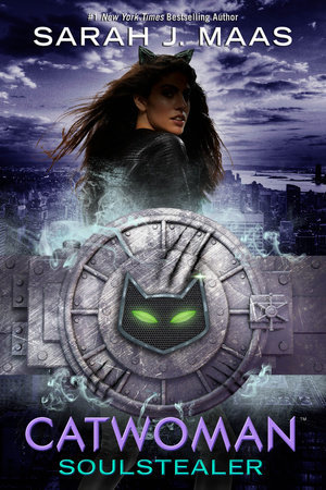 Event Recap & Giveaway: Catwoman: Soulstealer (DC Icons #3) by Sarah J. Maas