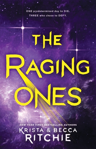Blog Tour, Review & Excerpt: The Raging Ones by Krista & Becca Ritchie