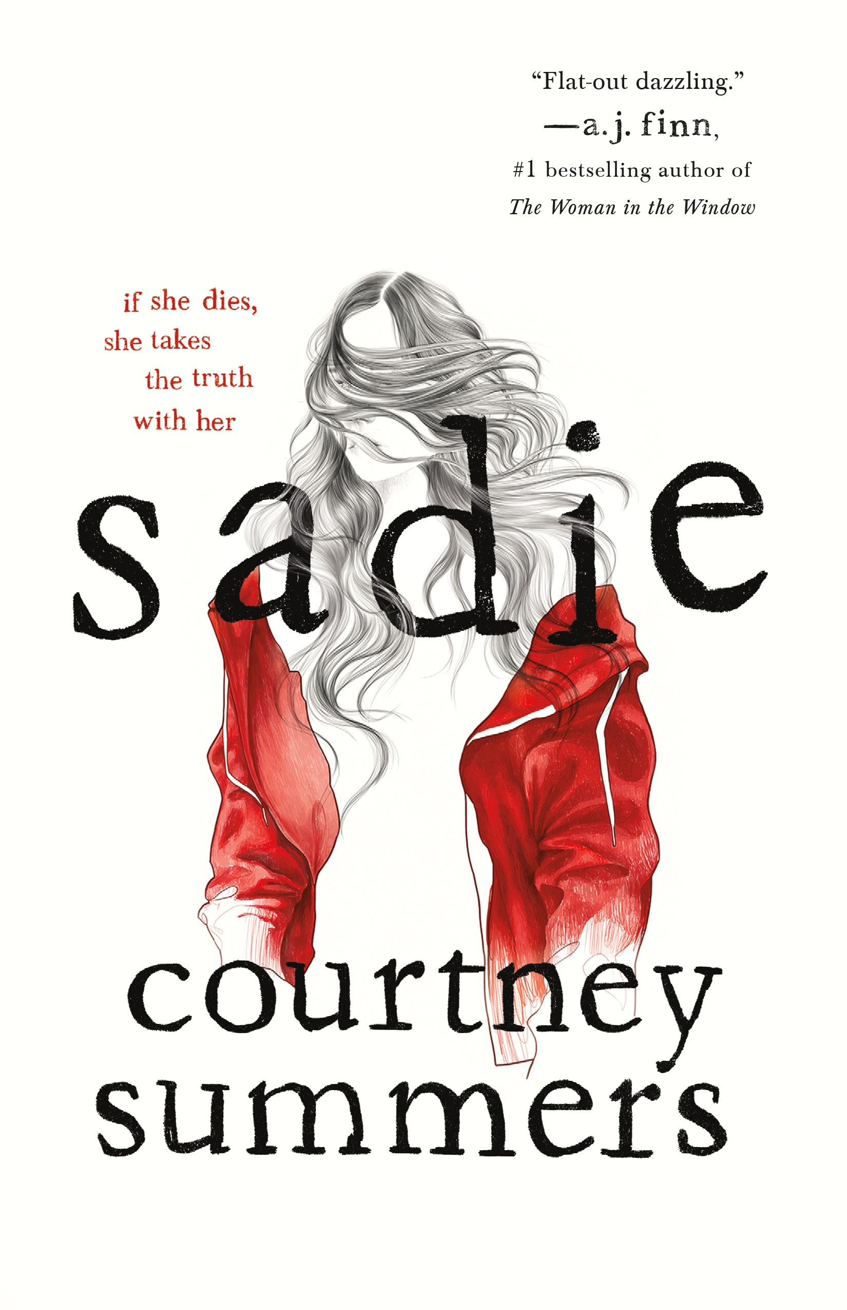Audiobook Review: Sadie by Courtney Summers