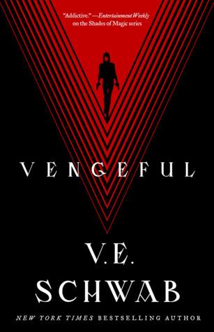 Review, Event Recap & Giveaway: Vengeful (Villains #2) by V.E. Schwab