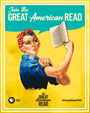 News: Tune-in Tonight for the return of The Great American Read on PBS