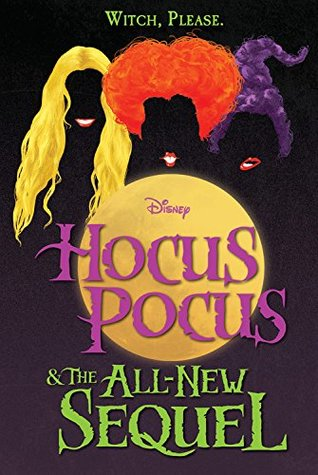 Review: Hocus Pocus & the All New Sequel by A.W. Jantha