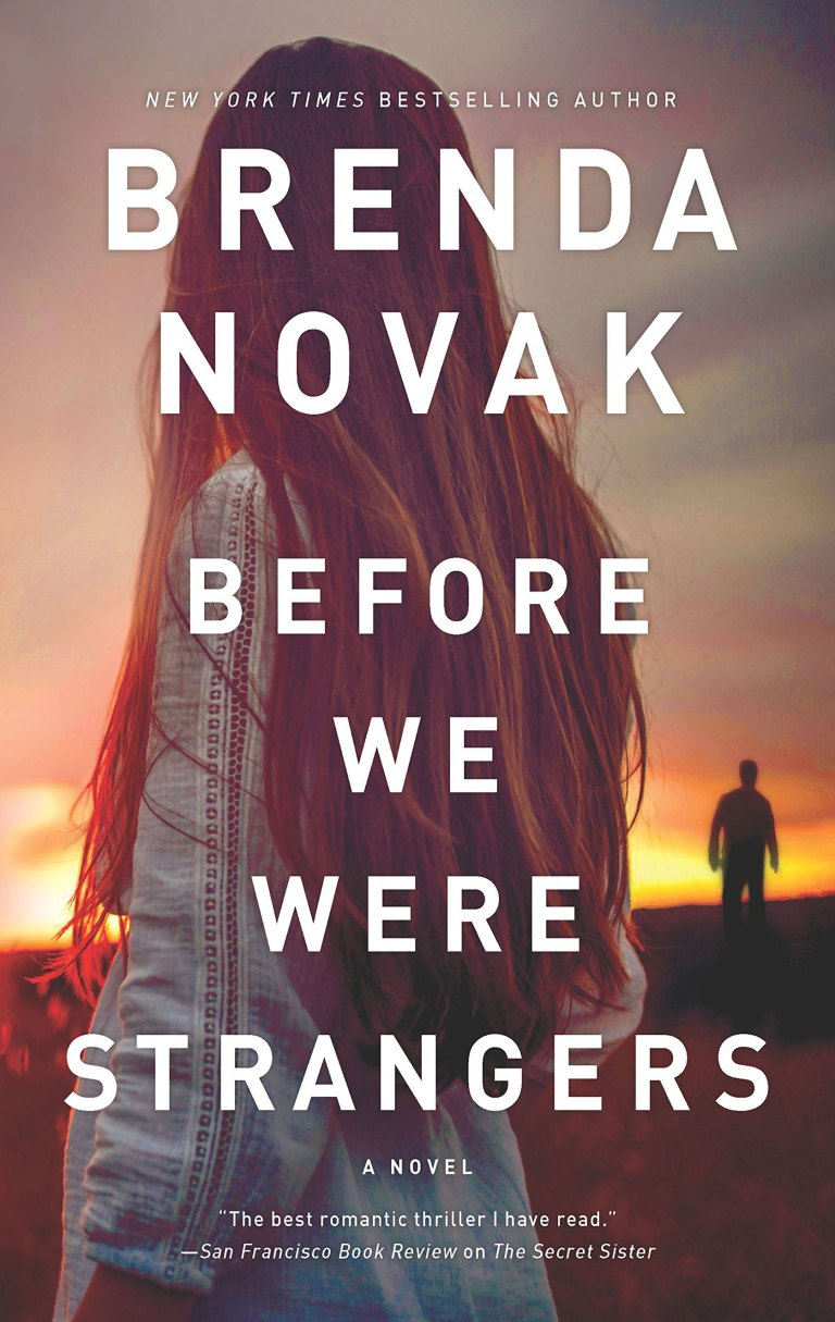 New Release Review: Before We Were Strangers by Brenda Novak