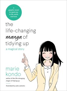 Review & Feature: The Life-Changing Manga of Tidying Up: A Magical Story by Marie Kondo