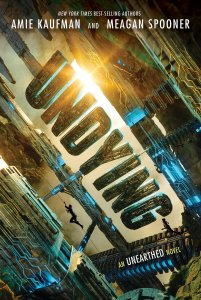 Audiobook Review: Undying by Amie Kaufman & Meagan Spooner