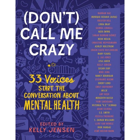 Book Rewind Review: (don't) Call Me Crazy edt. by Kelly Jensen